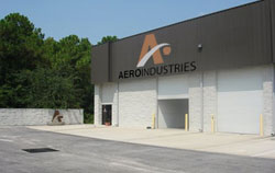 Aero Industries of the Space Coast, Inc. Building